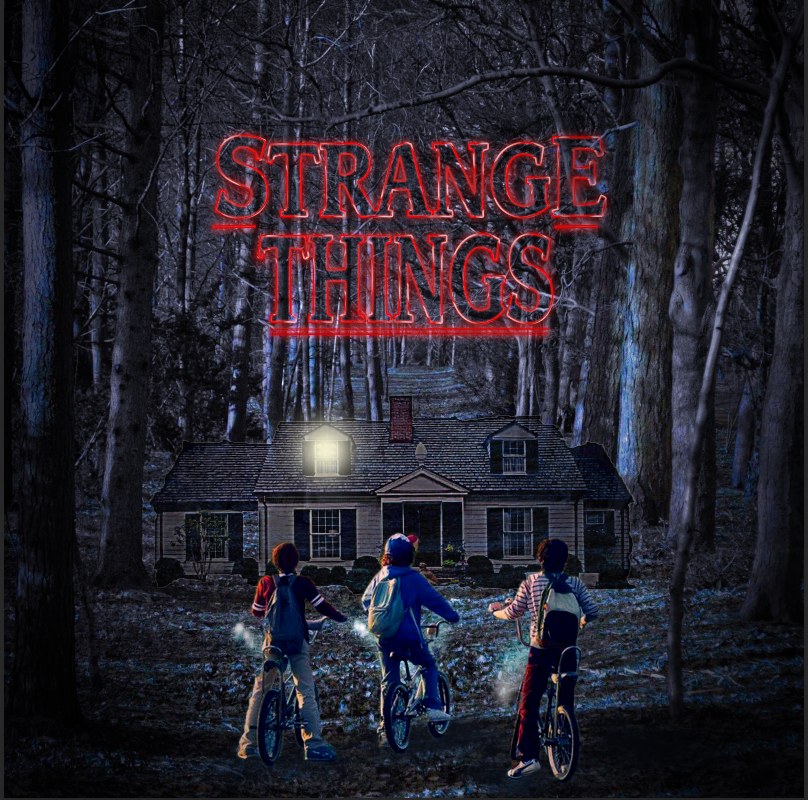 Strange Things - Bestenliste